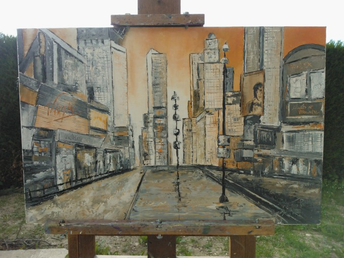 N°52 'Cross road times square' 