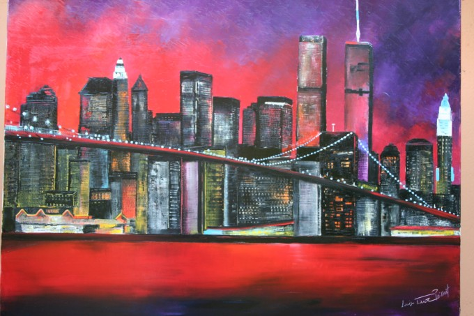 N°56 'Pont de Brooklyn' 